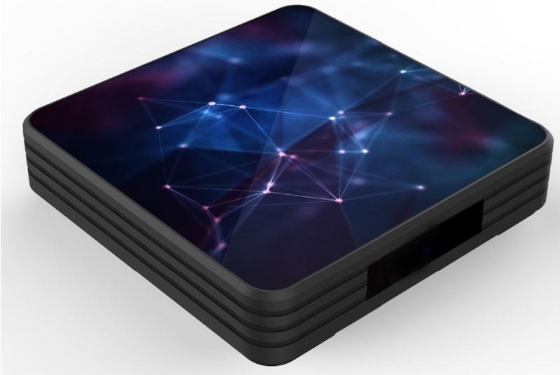 TV Box A95X Z3: budget model with Allwinner H6