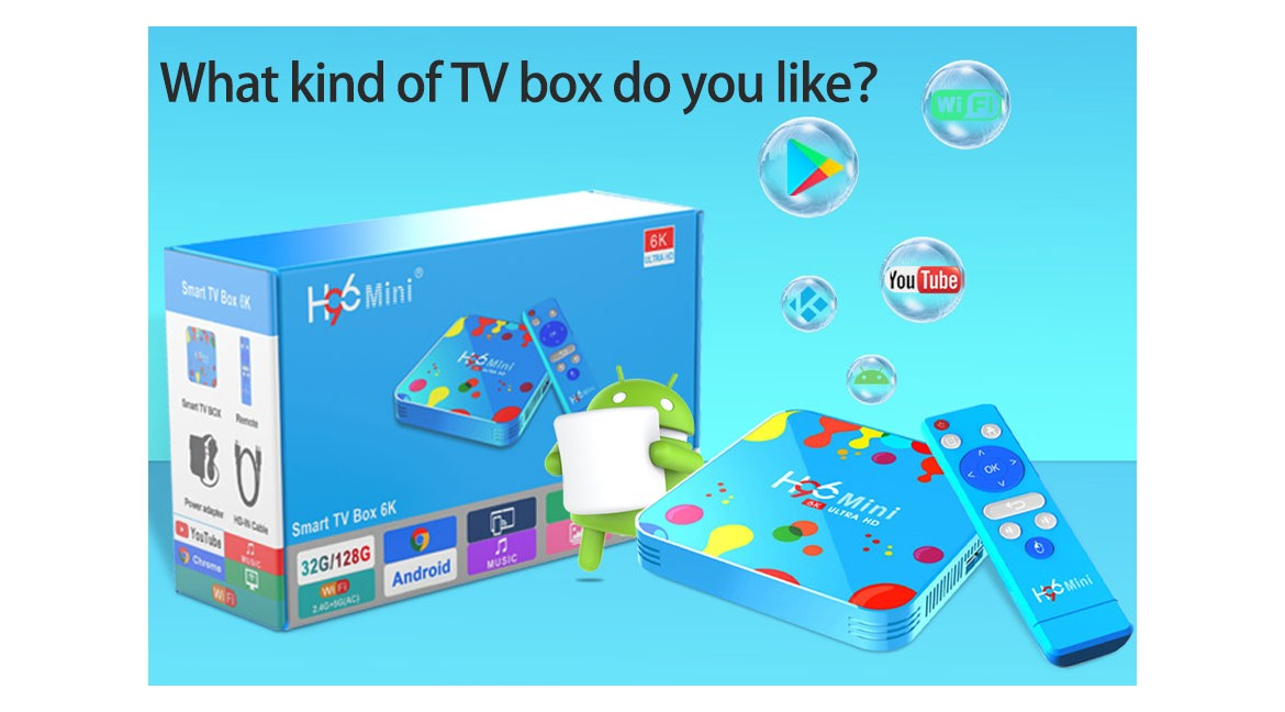 Best low cost Android Tv Box to enjoy in 2021
