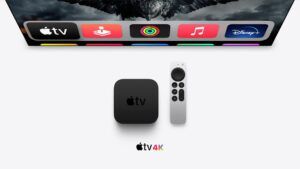 The Updated Apple TV brings color balance and HDR support
