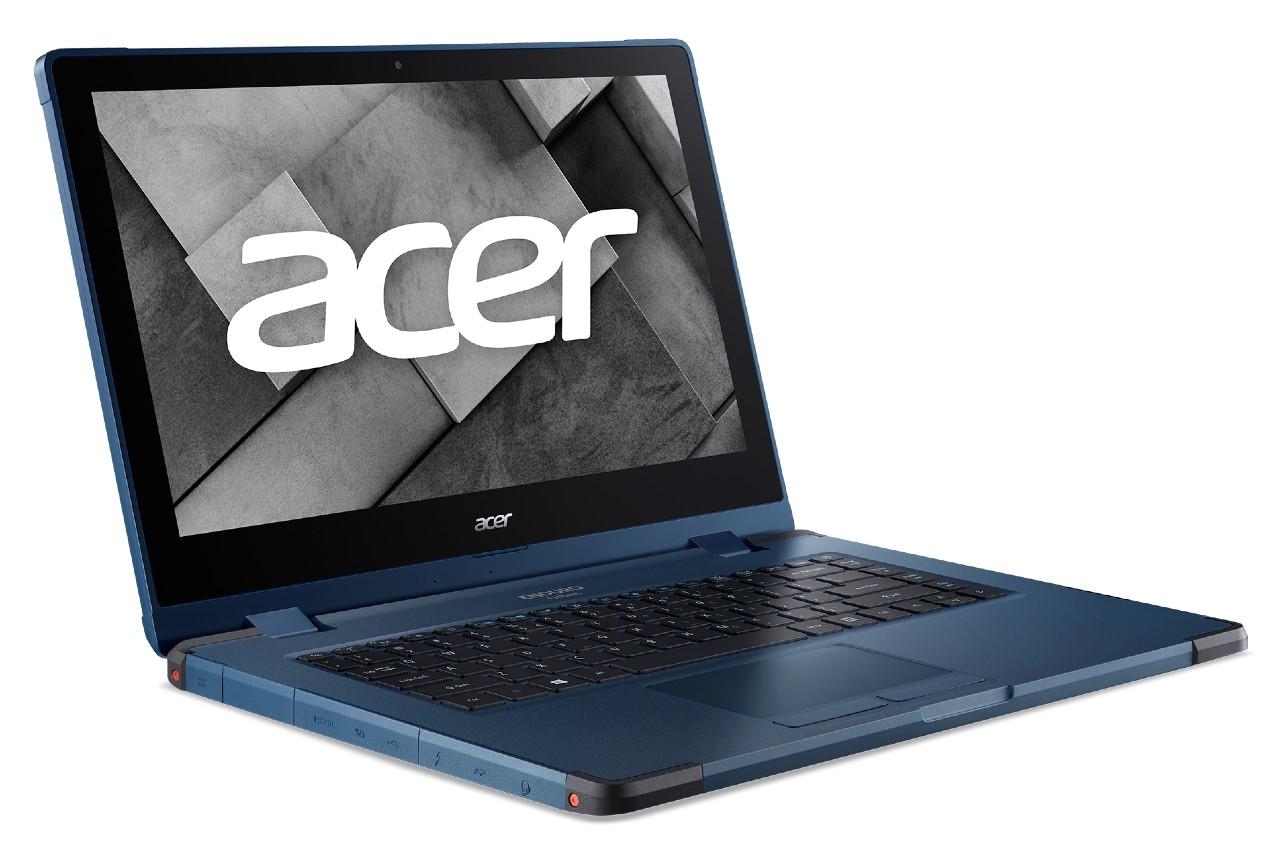 Acer has announced a new rugged laptop model – ENDURO Urban N3