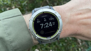 Garmin Enduro review: battery life tested by a monster