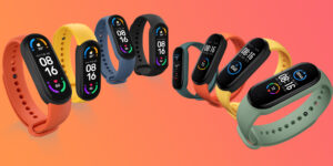 Mi Smart Band 6 received 50% more display
