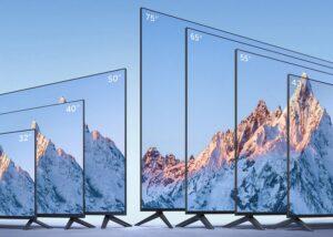 The Mi TV EA 2022 series by Xiaomi