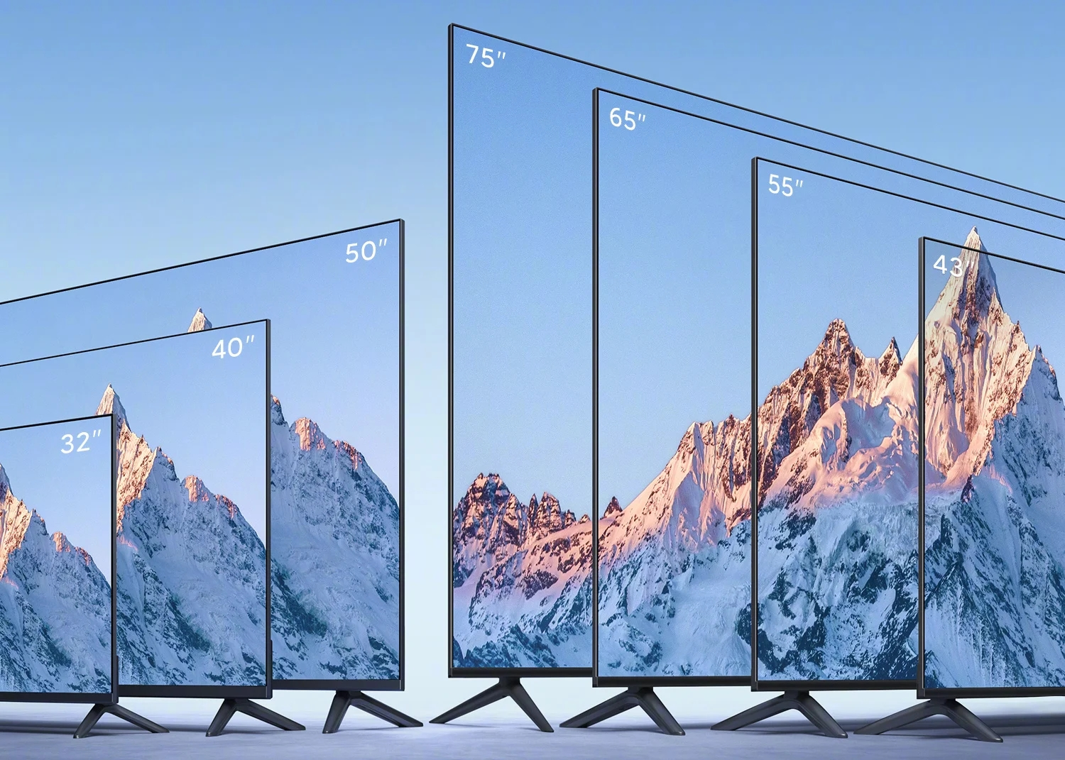 The Mi TV EA 2022 series by Xiaomi