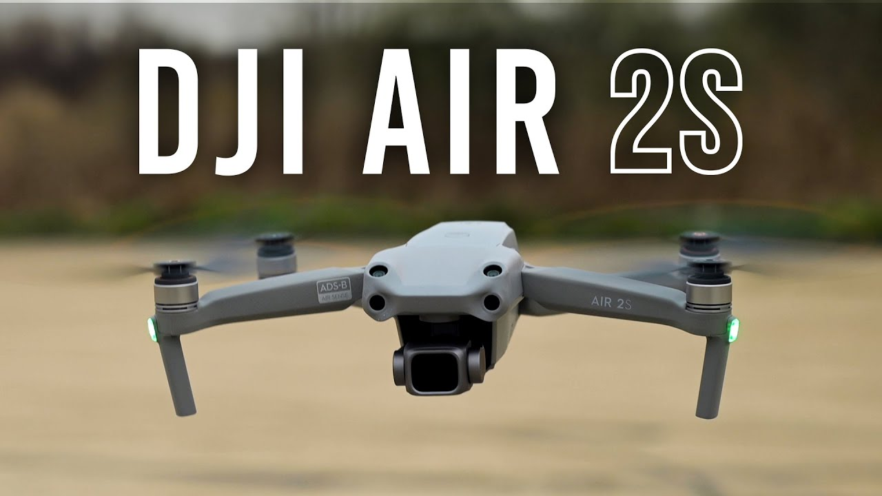 DJI Air 2S gets 5.4K resolution and innovative features