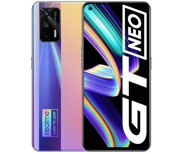 VC-3D cooling and Dimensity 1200 of the Realme GT Neo