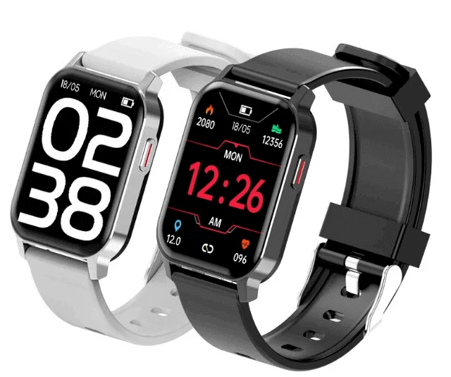 The Smartwatches for body temperature measurement