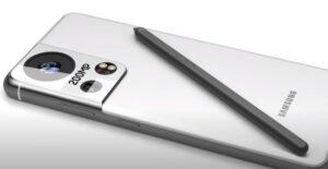 The Galaxy S22 Ultra will get a 200MP camera.