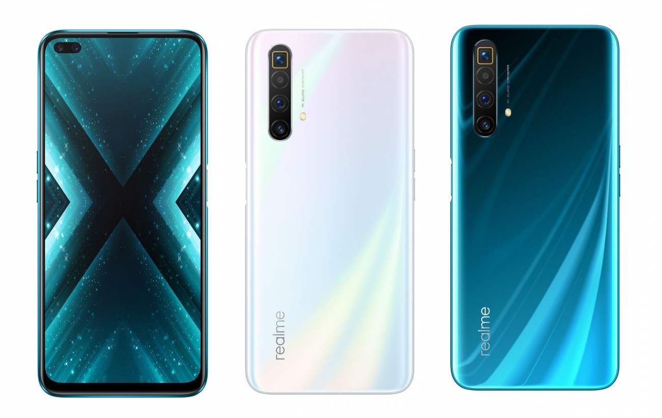 Realme X3: stylish flagship for the price of a mid-budget smartphone