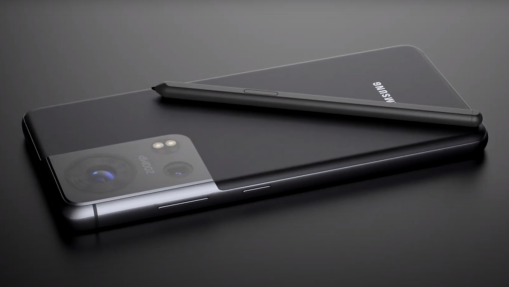 Samsung smartphones will receive unique screens with a density of 1000 pixels per inch